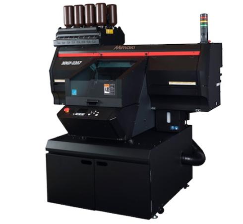 3DUJ-2207 emprega tecnologia inkjet UV