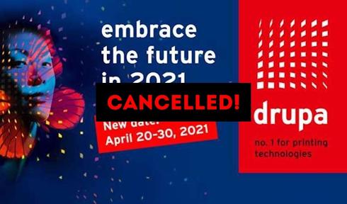 """Organizadores realizarão evento """"virtual.drupa"""""""
