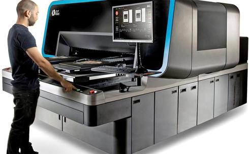 Equipamentos imprimem com tinta pigmentada, em processo de etapa única