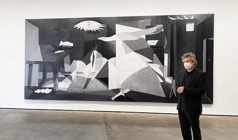 Durst e Estudios Durero viabilizaram projeto artístico de José Manuel Ballester