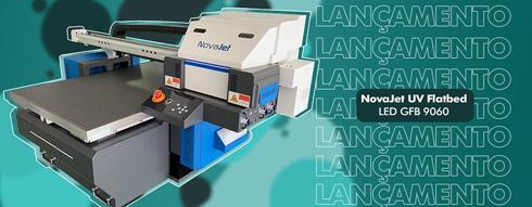 De pequeno porte, impressora pode empregar tinta branca