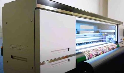 Panthera JR também pode imprimir diretamente