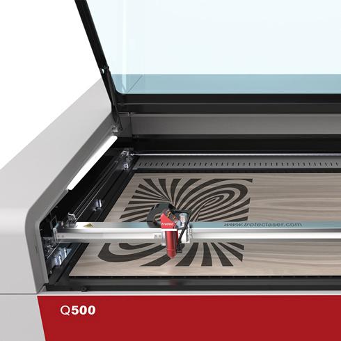 Q500 emprega fonte de 60W