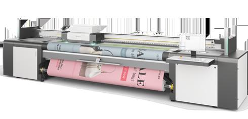 Mecanismo possibilita que ambos os lados da mídia sejam impressos automaticamente