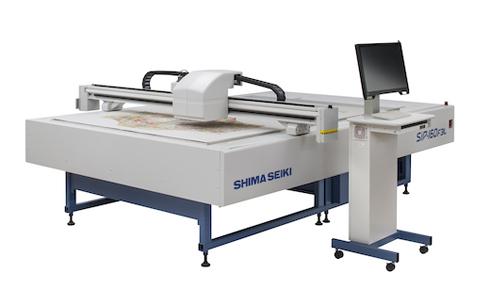 Shima Seiki SIP-160F3 acomoda diversos itens de uma vez em cima da mesa