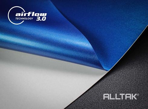 Películas com Airflow 3.0 dispensam o uso de água na instalação
