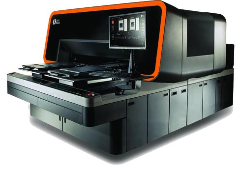 Empresa registra recorde na venda de impressoras industriais