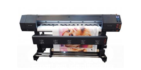Impressora vem com sistema de abastecimento de tinta de alta capacidade