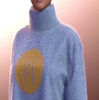 Aplicativo 3D de moda