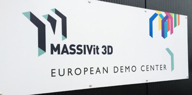 3D de grande formato