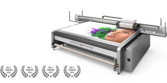 Impressora UV