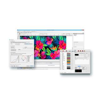 Impressão digital têxtil