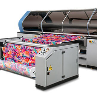 Impressora têxtil