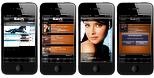 Monitore suas impressoras de grande formato com aplicativo de iPhone