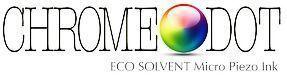 Tintas ecossolvente ChromeDot Wide Gamut chegam ao Brasil