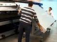 Matan apresenta mesa especial para impressoras planas (flatbed)