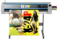 Nova impressora ecossolvente da Graphics One