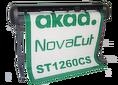 Akad lança plotter de recorte Novacut ST1260CS