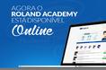 Roland DG passa a oferecer ensino a distância