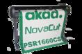 Akad lança plotter de recorte Novacut PSR1660CS