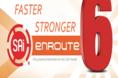 Software EnRoute chega à versão 6