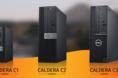 Caldera anuncia três novos PCs