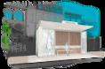 JCDecaux cria ponto de ônibus com resfriamento natural