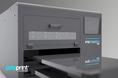 Polyprint apresenta nova máquina de pré-tratamento DTG